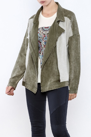 Paper Crane The Moto Jacket - Product Mini Image