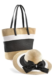 Giftcraft Inc.  Paper Straw Hat/bag - Product Mini Image