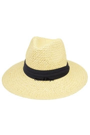 Olive & Pique Paper Straw Hat - Product Mini Image