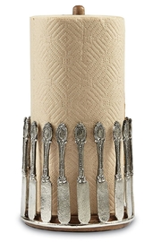 Mud Pie Paper Towel Holder - Front cropped