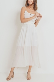 Paper Crane Bohemian Maxi Dress - Product Mini Image