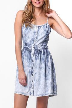 Paper Crane Chambray Dress - Product List Image