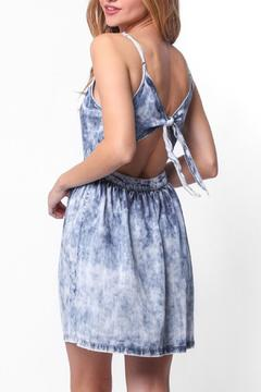 Paper Crane Chambray Dress - Alternate List Image