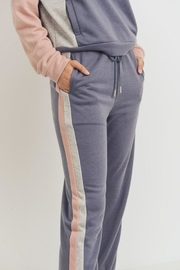 Paper Crane Color Block Jogger - Side cropped