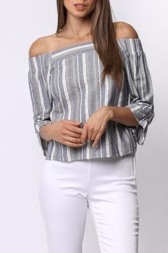 Paper Crane Off Shoulder Top - Product List Image