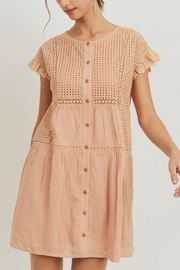 Paper Crane Sweetest Thing Dress - Front cropped