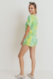 Paper Crane Tiedye Short Set - Side cropped