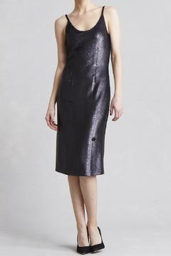 Paper Crown Sequin Manchester Dress - Product List Image