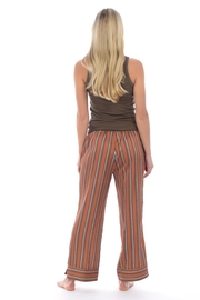 Paper Label Chester Trouser - Front full body