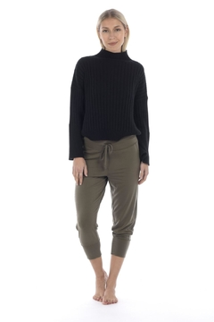 Paper Label Florie Cropped Pant - Product List Image