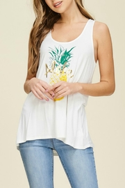 Paper Moon Aloha Pineapple Tank - Product Mini Image