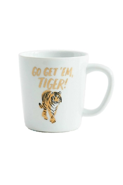 Paper Source Tiger Mug - Alternate List Image