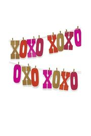 Paper Source Xo Valentines Banner - Product Mini Image