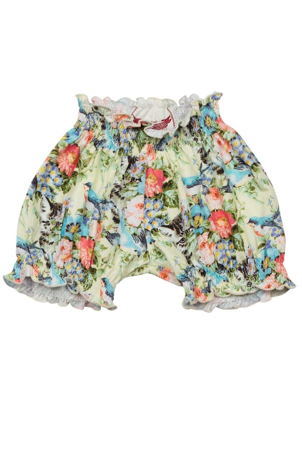 Paper Wings Floral Bloomers - Main Image