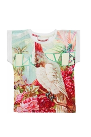 Paper Wings Love Tee - Front cropped