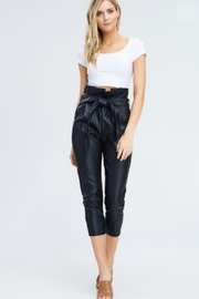 TIMELESS Paperbag Pants - Front cropped