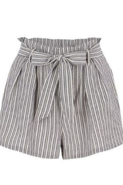 Bishop + Young Paperbag Stripe Short - Product Mini Image