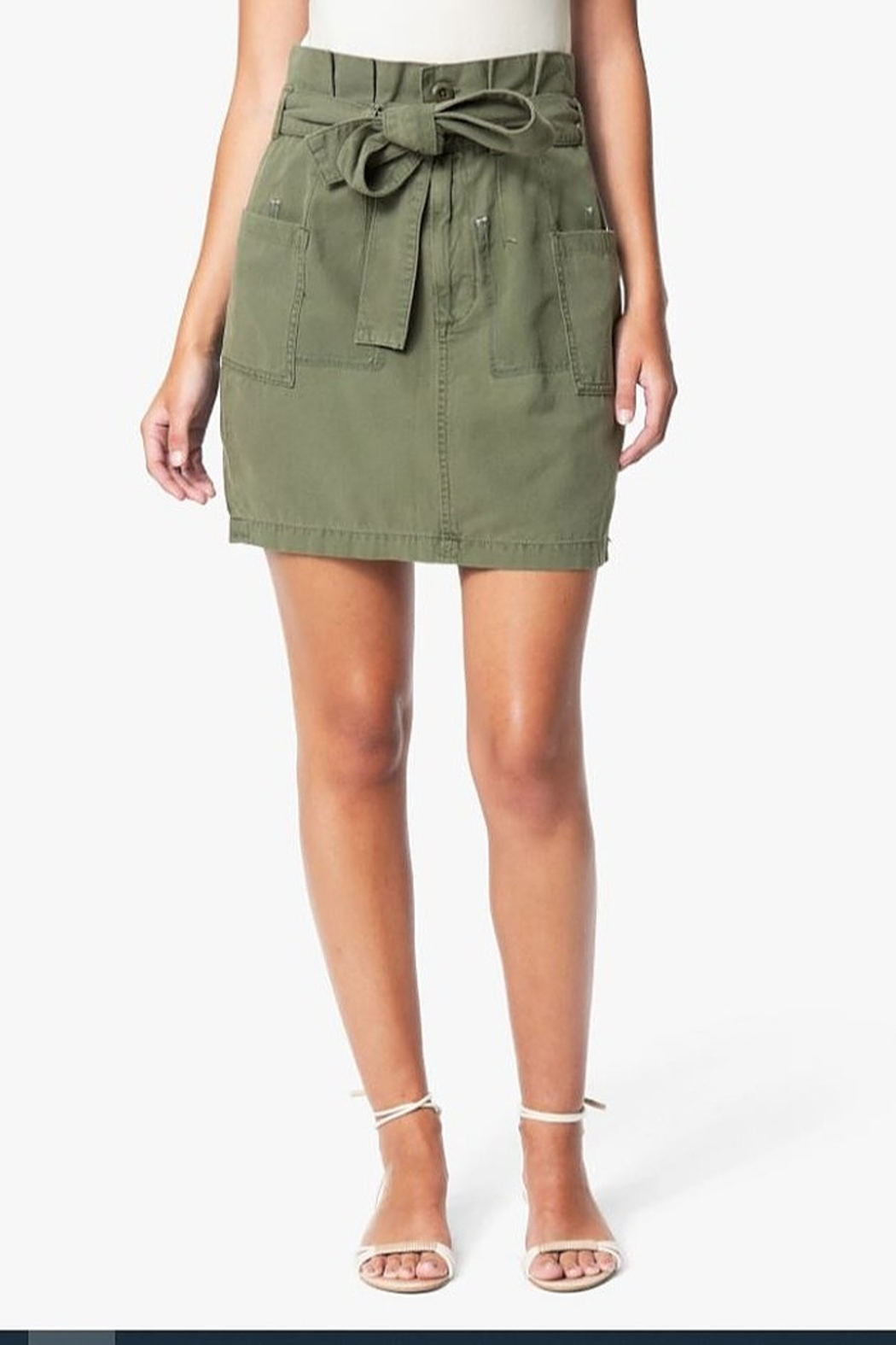 Joe's Jeans Paperbag Utility Skirt - Main Image