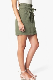 Joe's Jeans Paperbag Utility Skirt - Side cropped