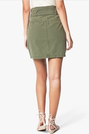 Joe's Jeans Paperbag Utility Skirt - Front full body
