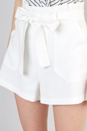 Do & Be Paperbag Waist Short - Side cropped