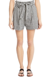 Karen Kane Paperbag Waist Shorts - Product Mini Image