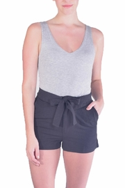 lelis Paperbag Waist Shorts - Product Mini Image