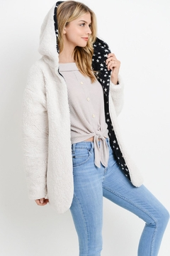 Papercrane Reversible Fur Jacket - Product List Image