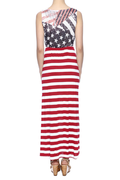 Shoptiques Product: Flag Maxi Dress