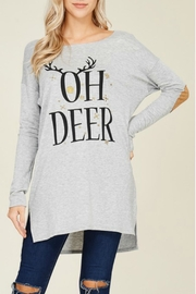 Papermoon Graphic Tunic - Front cropped