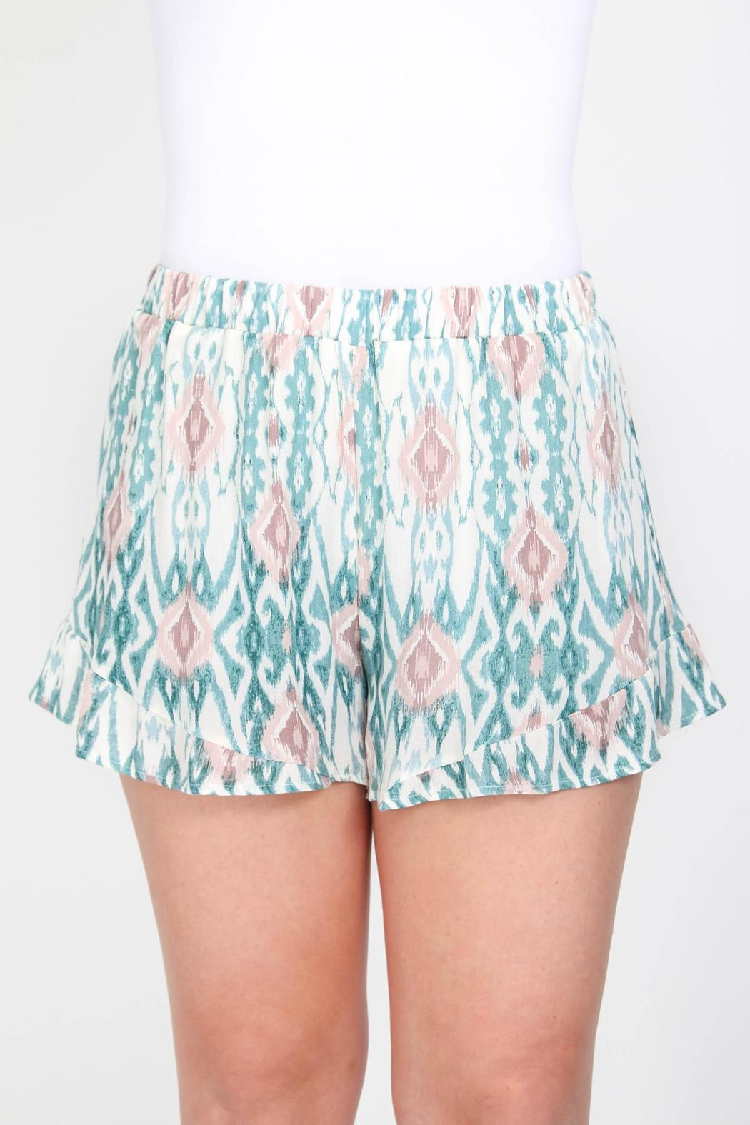 Papermoon Sophi Shorts - Front Cropped Image
