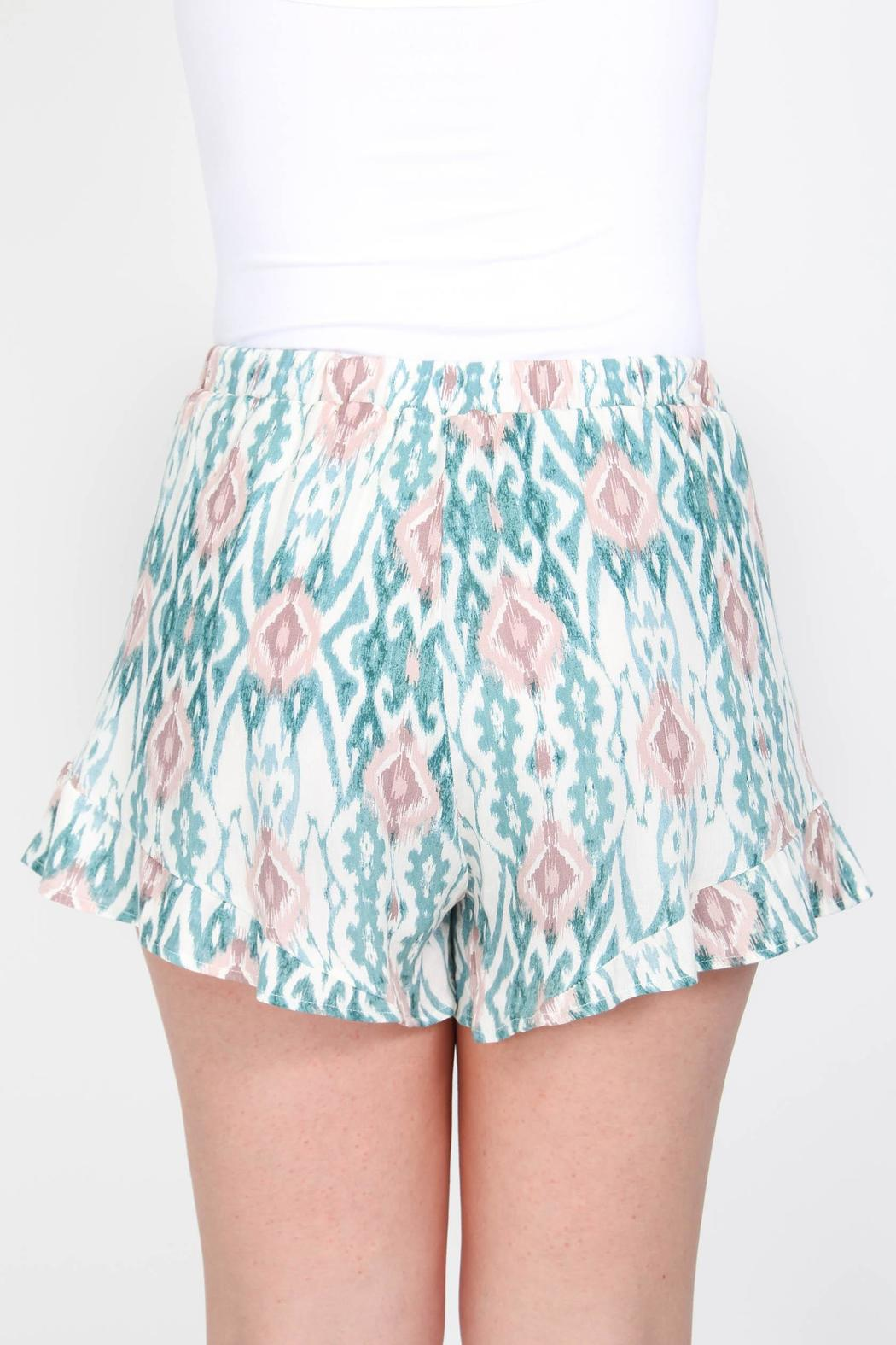 Papermoon Sophi Shorts - Front Full Image