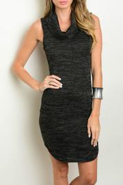 Papermoon Clothing Cowl Neck Dress - Product Mini Image