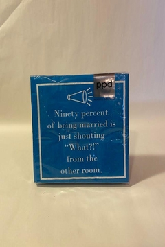 Paperproducts Design Marriage Napkins - Alternate List Image
