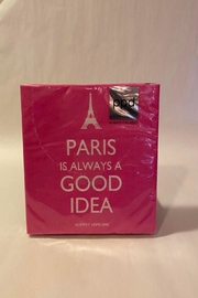 Paperproducts Design Paris Cocktail Napkin - Front cropped