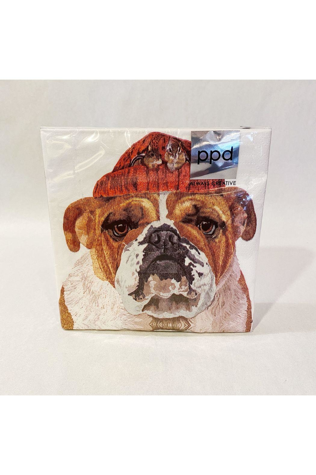 """Paperproducts Design The """"Reggie"""" Cocktail Napkin - Main Image"""