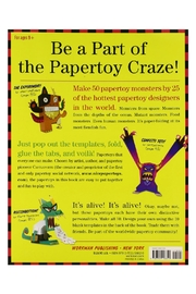 Workman Publishing Papertoy Monsters - Front full body