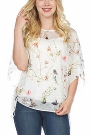 Papillon Butterfly  Print  Top - Product Mini Image