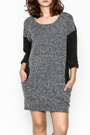 Papillon Knit Sweater Dress - Product Mini Image