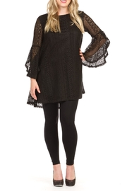 Papillon Lace Boho Dress - Product Mini Image