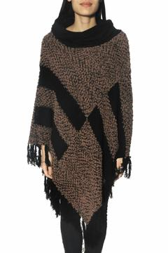 Papillon Poncho Sweater - Product List Image