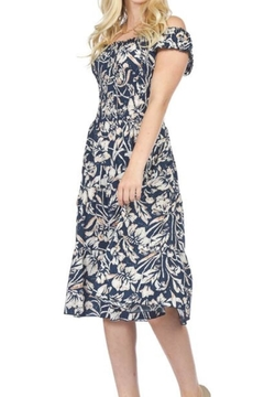 Papillon Print Pretty Dress - Alternate List Image