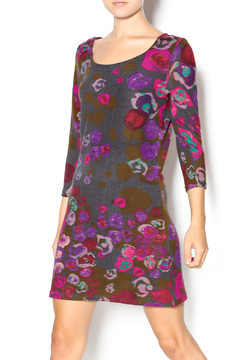 Shoptiques Product: Purple Floral Dress