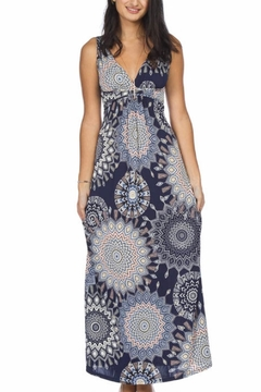 Papillon Sarburst Maxi Dress - Alternate List Image
