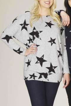 Papillon Star Sweat Shirt - Alternate List Image