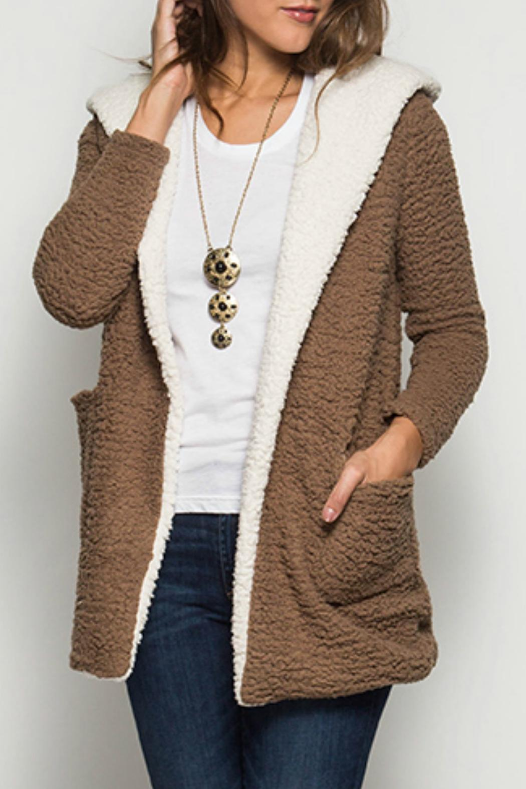 Papillon Super Soft Coat from Indiana by 58 South — Shoptiques