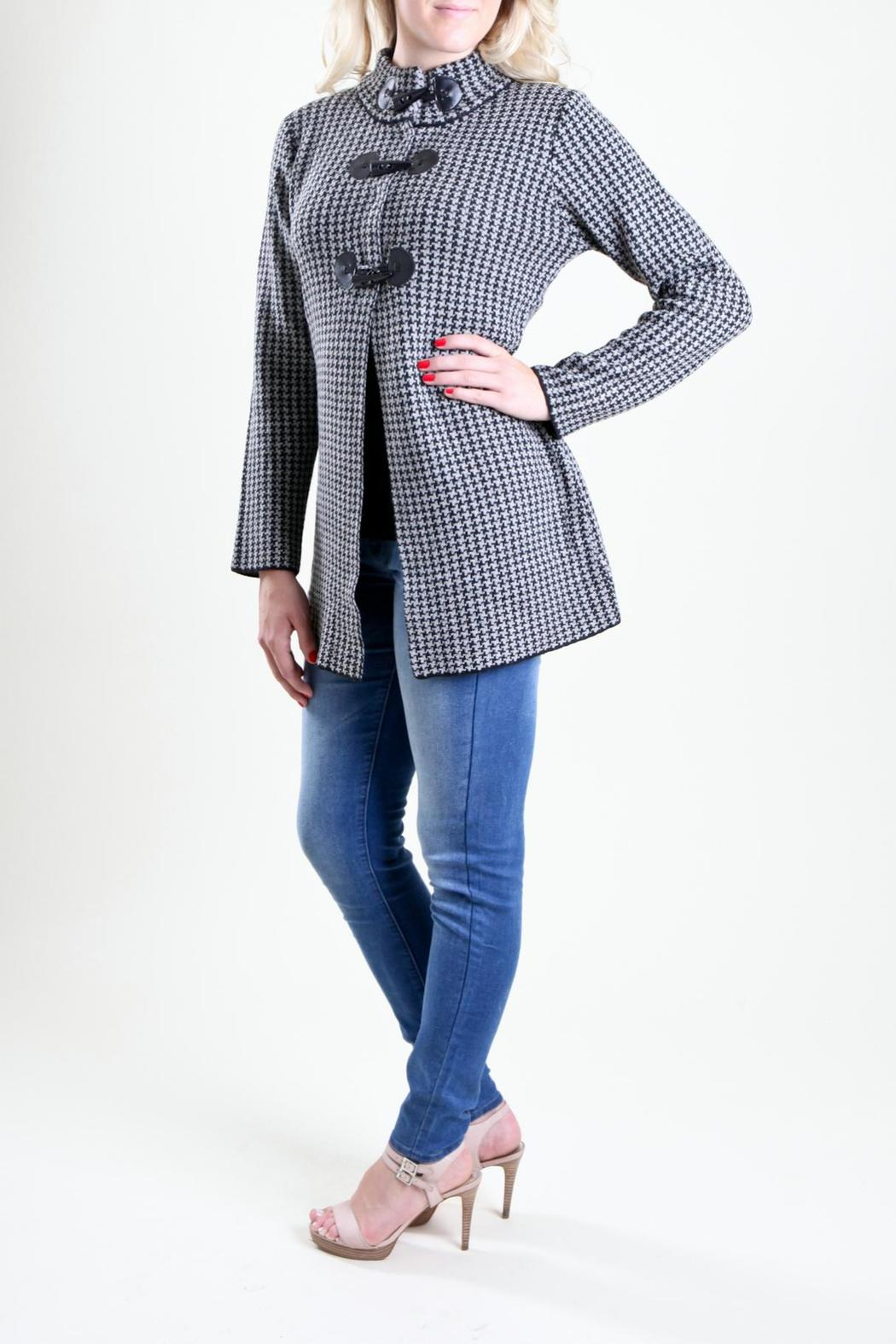 Papillon Toggle Sweater Coat from Minnesota by Dot & Minnie's ...