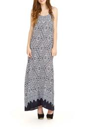 Papillon Tribal Print Maxi - Product Mini Image