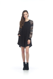 Papillon  Tunic Dress - Front cropped