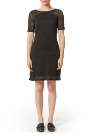 PAPILLON BLANC Classic Lace Shift Dress - Product Mini Image